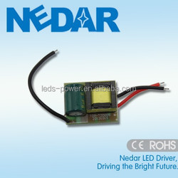 CE ROHS manufacturer of 220vac led tube light driver ,led tube light power supply 3years warranty