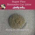 Mejor Natural de color delgada bentonita gatito arena aroma