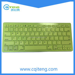 For Windows,Android,IOS Colorful Ultrathin Bluetooth Keyboard for Ipad