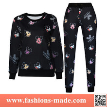 2015 Womens Cute Sweat Suit for Spring Autumn Wholesale