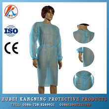 long sleeve breathable doctor operation surgical gown