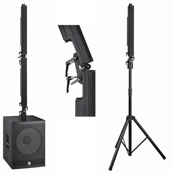Coluna ativa speaker + Mini sistema line array + china palestrante profissional-Áudio, vídeo e ...