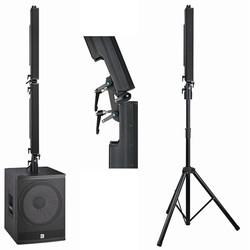 active column speaker + Mini line array System + china professional speaker