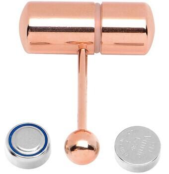 gold titanium lix cheap piercing vibrating tongue