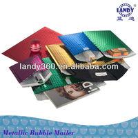 Self Seal Aluminum Metallic Mail Lite Envelopes with Popular Sizes