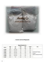 Caustic Calcined Magnesite 90200