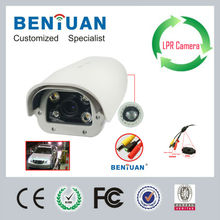 Professional 5- 50mm IR Corrective Lens 700TVL License Number Plate Recognition LPR Camera