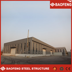 luxury Independent high quality steel factory departments