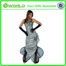 Mermaid costume adult carnival party costume