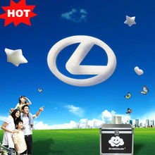 2014 Creative product with floating bubble logo&sign substitute for led light display
