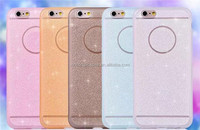 2015 Newest Style Hot Sell Fashion Ultra Thin Transparent TPU Phone Case For Apple IPhone 6/6 Plus