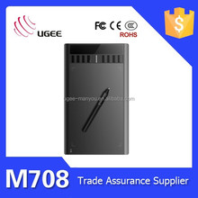 Digital UGEE M708 graphic signature tablet touch screen pen