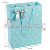 cheap custom handbag shape paper gift bag