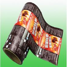 plastic packaging roll film,metallized food roll film,printed film roll for packaging