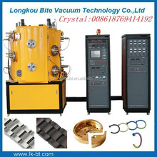 Watch belt, casing, jewelry accessories, pen rack, the handle vacuum ion coating machine