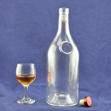 1.5LHot new decorative fancy liquor oil water antique glass bottle