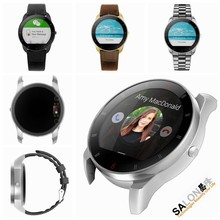 2015 Hot new model bracelet watch mobile phone round smart watch phone