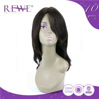 Super Quality Custom Fitted Soft And Smooth Small Extra Front Lace Ponytail High Judge Wig