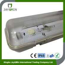 Reasonable & acceptable price factory directly outdoorfluorescent tube light fixtures