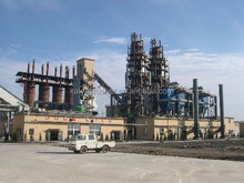double beam lime charcoal production kiln cement factory for sale