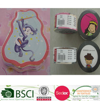 China Cotton Cartoon Compressed towels