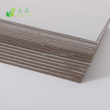 3mm grey back paper board/duplex grey board