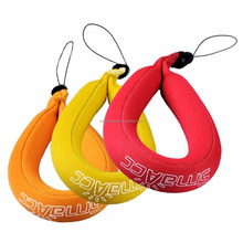 Waterproof Floating Camera Strap(3-pack) For Underwater GoPros/Panasonic Lumix/Nikon COOLPIX AW11 With Yellow Red Orange