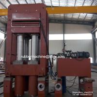 Rubber Plate Vulcanizing Press/ hydraulic vulcanizing machine