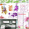 175GSM water slide transfer decals decorative paper for kitchen /furniture /window/ glass/ doors
