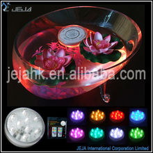 Holiday lights led centerpieces lighting for table