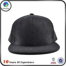 cheap custom black snapback hat makers