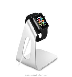 Stand Aluminum Charging Dock Charger Holder For Apple Watch 38/42mm