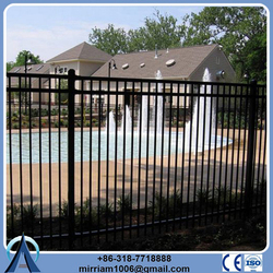 Buy Wholesale From China powder coating welded decorative metal fence
