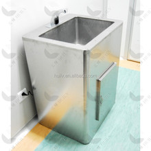Acid and alkali resistant 304 stainless steel sink cabinet