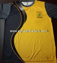 Sublimation Football + Cricket Jersey