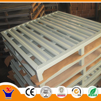 Low Price Durable Heavy Duty Stacking Steel Pallet