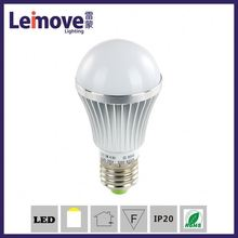high power warm white candle shaped led light bulb