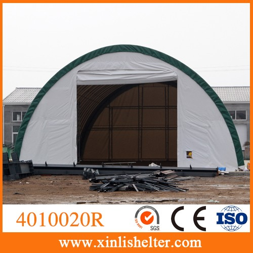 Portable Tent Fabric : Large portable buildings tent fabric cover steel warehouse