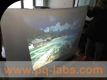 holographic projector magic image