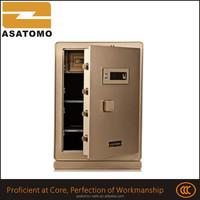 Reasonable price manufactory jewellery money safe box original Italian design fine quality mini fireproof safe box