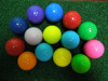 Swing Speed Golf Bulk Colored Practic Golf Ball High Quality