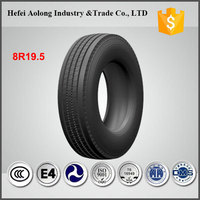 Famous brand China heavy duty truck tires for sale 8r19.5