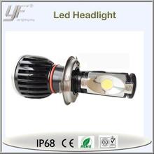 YF motorcycle 12v high power cr ee led headlamp conversion kit 1800lumen H4,H7,H8,H9,H11,9005,9006