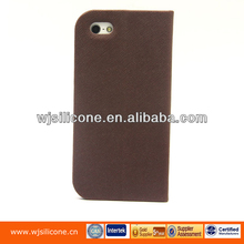 For iphone 5 universal smart phone wallet style leather case