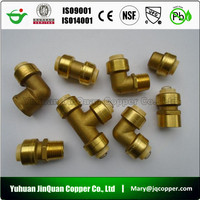 Top Supplier in China make high quality cUPC NSF Lead Free usa pex fittings valve and plumbing fittings