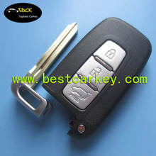 Big Discount 3 button car smart key for kia smart key K2 K5 sportage Sorento