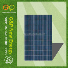 220W high quality solar panel manufacturers in china