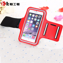 Jogging and running phone armband compatible brand for apple iphones
