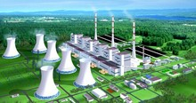 electricity from coal burning gas desulfurization and denitrification