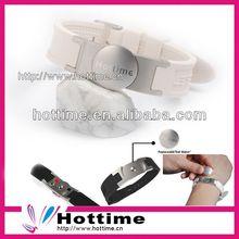 ncaa silicone bracelets
